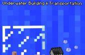 Minecraft: Unterwasser Transport- und Fort