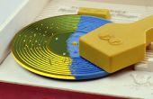 3D Druck Datensätze für ein Fisher-Price Spielzeug Plattenspieler