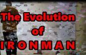 Entwicklung des Iron Man