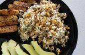EINFACH einen Topf Reis Reiskocher kochen: Reis, Quinoa, Gemüse - glutenfrei und Vegan