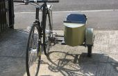 Bauen Sie eine Fahrrad-Beiwagen