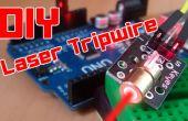 DIY | Einfach Arduino Laser Tripwire Sicherheitssystem!