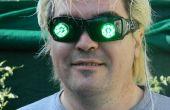 """BLONDIE """"Rapture"""" Mann-vom-Mars blinkenden Brille"""
