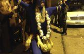 3D gedruckt Kali Halskette