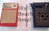 DIY-Strand Amp! (Aus alten Taschenradio)
