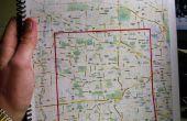 Machen eine Karte Buch mittels Google Maps