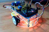 Arduino Bluetooth-Bot mit Android und LED
