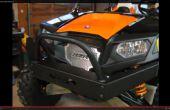 EMP Winch Bumper Installation auf Polaris RZR