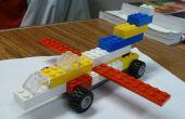 LEGO Auto Flugzeug