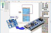 Scannen den Arduino I2C-Bus angeschlossenen I2C Geräte mit Visuino