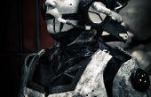 Adjutant Cosplay (Starcraft 2)