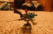 Wie erstelle ich ein Lego Droid, dass sieht ein bisschen wie ein Zentaur