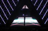 Wie erstelle ich eine Bühnenshow von Daft Punk Tribut