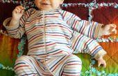 Glücklich Mutant 3-Armed Baby Kostüm