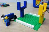 LEGO Instructable: Fußball Seitenlinie Malerei