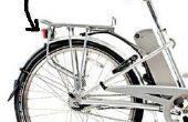 Elektro Fahrrad blinkende LED-Rücklicht mit 5V zu 48V Eingang Spannungsbereich
