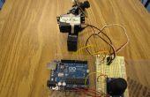 Arduino + 2 Servos + Analogstick (Joystick)