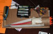Laser Tripwire Nerf Sentry Bombe
