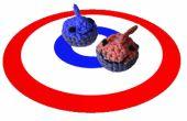 Gehäkelte Curling Felsen