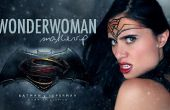 Wunder, dass Frau Make-up (Batman Vs. Superman)