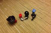 LEGO Mini Kämpfer