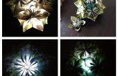 Kusudama Licht (Kronleuchter/Mittelstück)