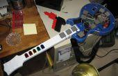 Elektrische Funkatron: Gitarre-Stil MIDI-Drum-Controller