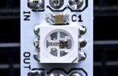 Bisschen Hämmern Schritt für Schritt: Arduino Steuerung von WS2811, WS2812 und WS2812B RGB-LEDs