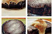 Schwedische Chocolate Mud Cake / Kladdkaka