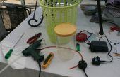 DIY PCB Blase Etch Tank