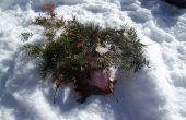 Wie erstelle ich einen Schnee-Schutz