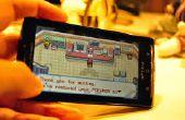Verwandeln Sie Ihr Handy in einen Gameboy