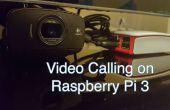 Video-Telefonie auf Raspberry Pi 3