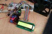 Arduino PWM Motor und LCD-