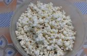 Wie erstelle ich Popcorn im Schnellkochtopf