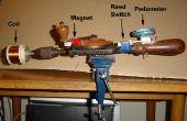 DIY-Hand-Driller Spule Wickelmaschine mit digitalen Zähler