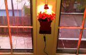 Hängeregal Pflanze - Usb/solar angetriebene DIY