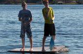 RRaft - ein Floß aus Wasserflaschen-Projekt