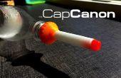 CapCanon: PET-Flasche Foamdart/Wasserwerfer. NERF kompatibel! (3D gedruckt)
