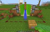 Minecraft automatischer Zuckerrohr Farm.