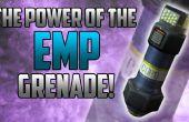 Wie machen eine EMP Generator ohne Kamera Schaltung