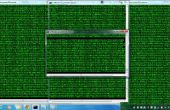 Batch-Datei Matrix