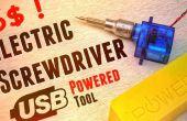 Wie man Akkuschrauber Usb Power-Tool von Micro Servo unter 6$!