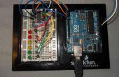Anbindung einer M74HC238 3-8 Line Decoder mit einem Arduino (Beispiel)