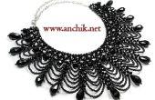 Tutorial: Perlen Halsband Halskette