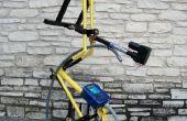Fahrrad-Rahmen-Polar-Tracker
