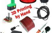 3D Druck Stift?  -manuell drucken Modelle