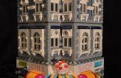 Gewusst wie: eine modulare Lego-Wand für Ihr modulares Gebäude bauen