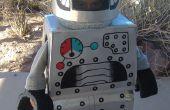 Lego-Roboter-Minifigur-Kostüm
