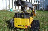Mein autonomen hausgemachte Wall-E Roboter